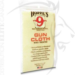 HOPPES WAX TREATED GUN CLOTH