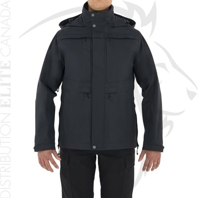FIRST TACTICAL WOMEN TACTIX SYSTEM PARKA - BLACK - X-SMALL