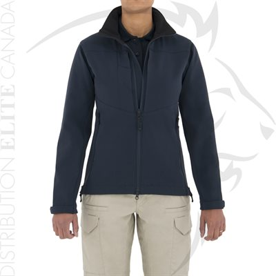 FIRST TACTICAL WOMEN TACTIX SOFTSHELL JACKET - NAVY - MD