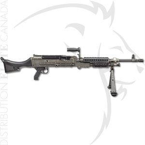 FN M240B 7.62MM MG W / ACCESSORIES