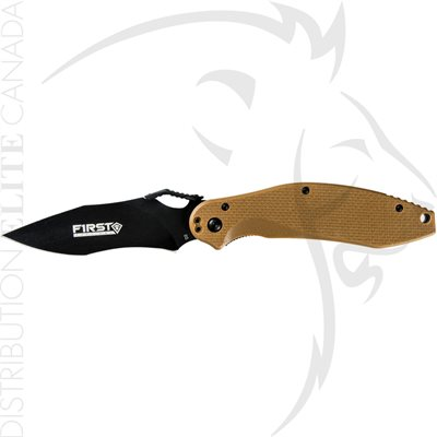 FIRST TACTICAL KRAIT KNIFE SPEAR - COYOTE
