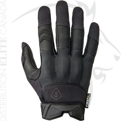 FIRST TACTICAL MEN HARD KNUCKLE GLOVES - BLACK - SMALL