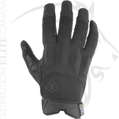 FIRST TACTICAL WOMEN HARD KNUCKLE GLOVES - BLACK - SMALL