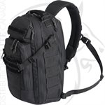 FIRST TACTICAL CROSSHATCH SLING PACK - BLACK