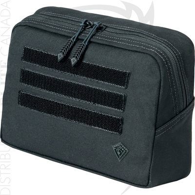 FIRST TACTICAL 9X6 UTILITY POUCH - BLACK
