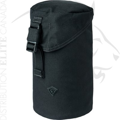 FIRST TACTICAL BOTTLE POUCH - BLACK