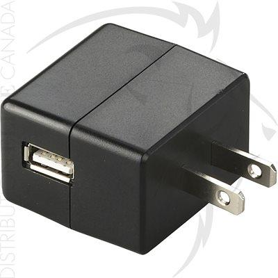 STREAMLIGHT 120V AC USB WALL ADAPTER