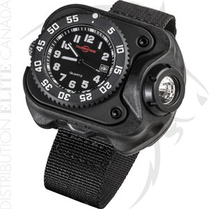 SUREFIRE WRISTLIGHT SF WATCH MOVE LIPO 15 / 60 / 300 LU - BLACK