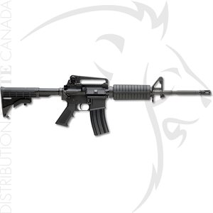 FN 15 CARBINE BK 16in 5.56MM 1X30 LE