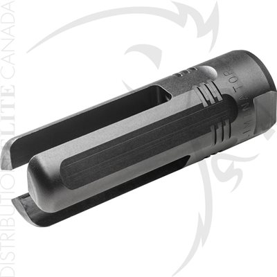 SUREFIRE 3 PRONG FLASH HIDER M4 / M16 / AR WITH 1 / 2-28 THREADS