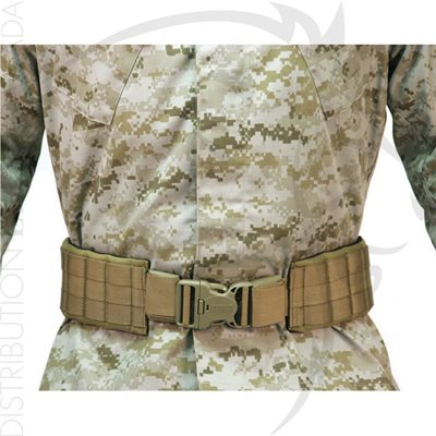 BLACKHAWK PADDED PATROL BELT & PAD SM STRIKE 37-43in CT