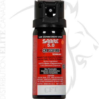 SABRE 5.0 0.67% - MK-3 - STREAM CROSSFIRE - 1.5 oz