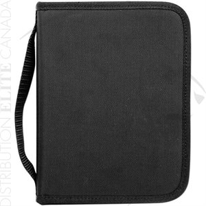 UNCLE MIKE'S SM NOTEBOOK HOLSTER BLACK
