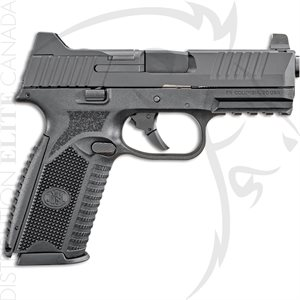 FN 509 MRD NMS BLK / BLK NS (3) 17-RND (AGENCY ONLY)