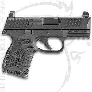 FN 509 COMPACT MRD - BLK / BLK - NS - (2) 12-RND (1) 15-RND