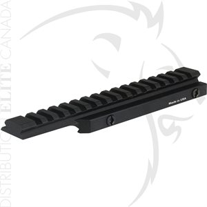 BLACKHAWK AR 15 FLAT TOP RISER RAILS