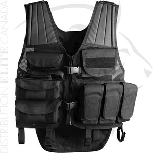 UNCLE MIKE'S MULTI PURPOSE ENTRY VEST 10 POUCHES