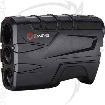 SIMMONS 4X20 VOLT 600 BLK VERTICAL SINGLE BUTTON