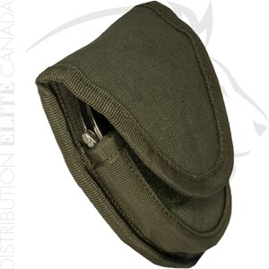 ARMOR EXPRESS BASE HANDCUFF SINGLE COVERED POUCH