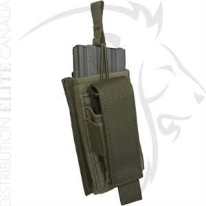 ARMOR EXPRESS BASE M16 OR M4 & PISTOL SINGLE KANGAROO MAG POUCH