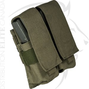 ARMOR EXPRESS BASE M16 & M4 DOUBLE COVERED MAG POUCH