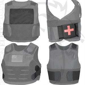 ARMOR EXPRESS CONCEALABLE CARRIER ACCESSORIES