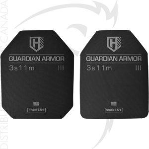 ARMOR EXPRESS HIGHCOM GUARDIAN 3S11M III SA RIFLE PLATE
