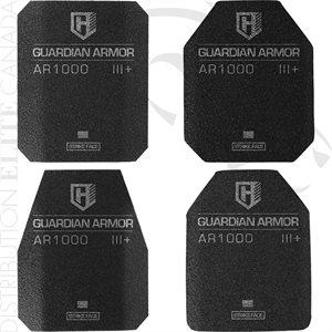 ARMOR EXPRESS HIGHCOM GUARDIAN AR1000 III PLUS SA RIFLE PLATE