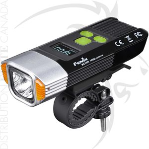 FENIX BC35R 1800 LUMENS RECHARGEABLE BIKE LIGHT