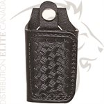 BIANCHI 31C PATROLTEK LEATHER SILENT KEY HOLDER