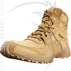 BLACKHAWK 6in COYOTE 498 TRIDENT ULTRALITE BOOT