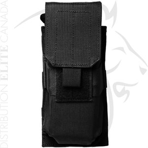 BLACKHAWK M4 & M16 SINGLE MAG POUCH (HOLDS 2) - MOLLE