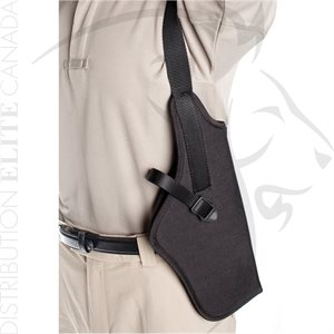 BLACKHAWK NYLON VERTICAL SHOULDER HOLSTER WITH SCOPE