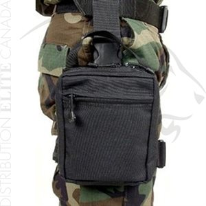 BLACKHAWK OMEGA ELITE MODULAR DROP-LEG MEDICAL POUCH