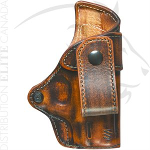 BLACKHAWK PREMIUM LEATHER INSIDE-THE-PANTS HOLSTER