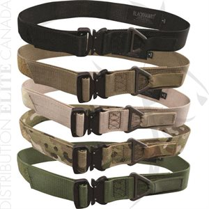 BLACKHAWK RIGGER'S BELT WITH COBRA BUCKLE