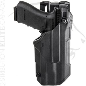 BLACKHAWK T-SERIES LEVEL 3 LIGHT BEARING DUTY HOLSTER