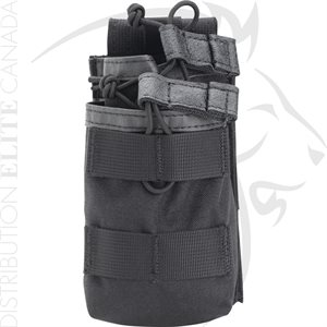 BLACKHAWK TIER STACKED M16 & M4 & PMAG MAG POUCH - MOLLE