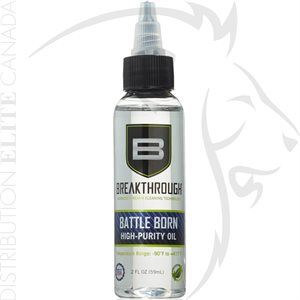 BREAKTHROUGH BATTLE BORN HIGH PURITY OIL - 2 OZ