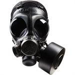 AIRBOSS PC4 GAS MASK BLACK (LE VERSION)