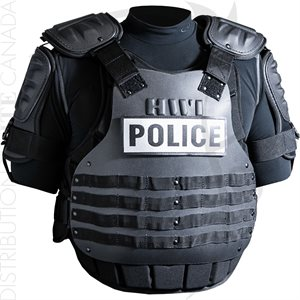 HWI ELITE DEFENDER CHEST PROTECTOR