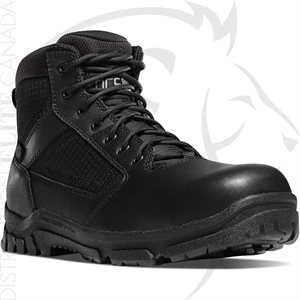 DANNER LOOKOUT SIDE-ZIP 5.5in BLACK NMT