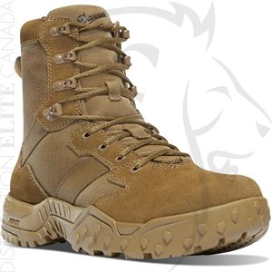 DANNER SCORCH MILITARY 8in COYOTE HOT