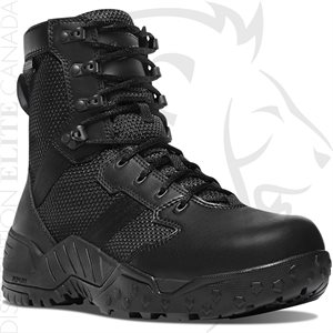 DANNER SCORCH SIDE-ZIP 8in BLACK DANNER DRY