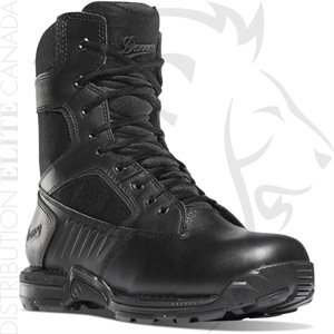 DANNER STRIKER BOLT SIDE-ZIP 8in BLACK GTX