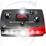 GUARDIAN ANGEL WEARABLE SAFETY LIGHT - BLC / ROUGE BLC / ROUGE