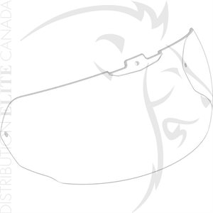 GALVION BATLSKIN VIPER STANDARD VISOR REPLACEMENT LENS