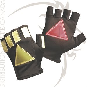 HATCH DNR100 DAY NITE REFLECTIVE GLOVES
