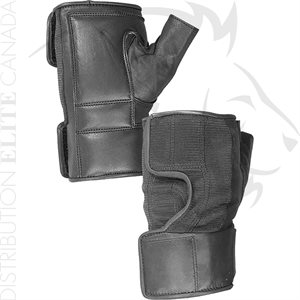 HATCH WC100 LEATHER PALM QUAD PUSH GLOVES