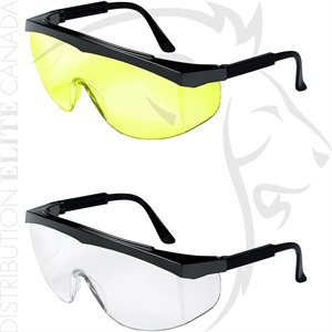 HOPPES 9 TRIMASTER SHOOTING GLASSES